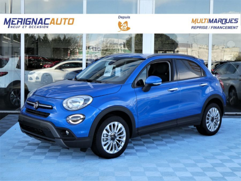 Fiat 500 X 1.3 Turbo 150 DCT CROSS Camera Keyless ESSENCE BLEU ITALIA METAL Neuf à vendre
