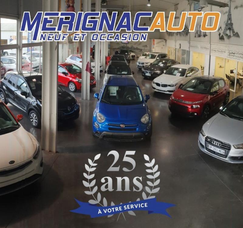 Renault CAPTUR II TCe 100 INTENS Full LED JA18 neuve à Mérignac - Mérignac auto