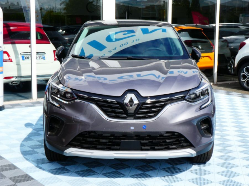 Photo 2 de l'offre de RENAULT CAPTUR II TCe 100 INTENS Full LED JA18 à 20750€ chez Mérignac auto