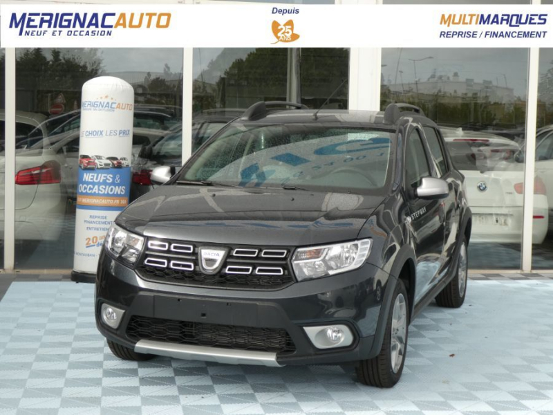 Photo 1 de l'offre de DACIA SANDERO BlueDCi 95 STEPWAY Camera (4 Options) à 15890€ chez Mérignac auto