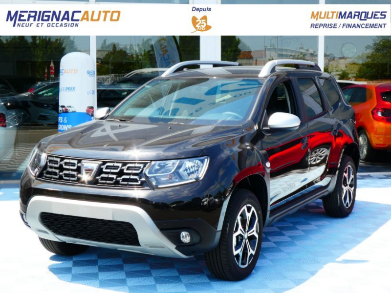Dacia DUSTER TCe 150 BV6 4X2 ADVENTURE Camera 360° (6 Options) ESSENCE NOIR NACRÉ Neuf à vendre