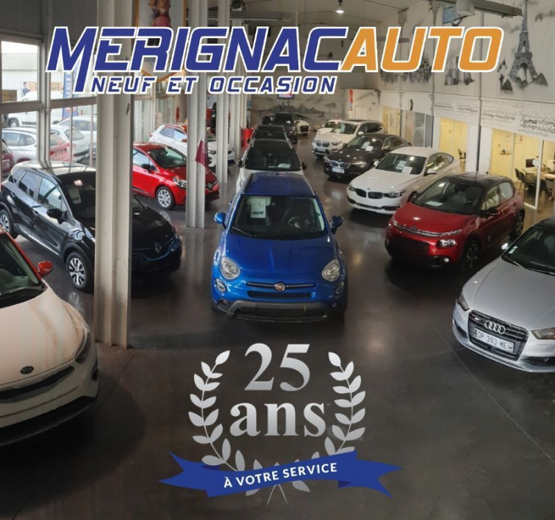Photo 9 de l'offre de DACIA SANDERO BlueDCi 95 STEPWAY Camera (4 Options) à 15890€ chez Mérignac auto