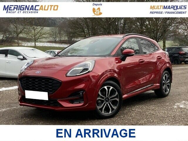 Ford PUMA 1.0 EcoBoost 125 DCT7 ST-LINE (8 Equips. Optionnels) Neuf à vendre